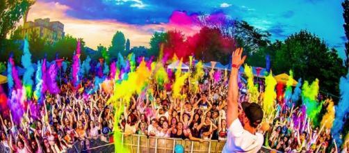 Color Fest, festival en Teotihuacán
