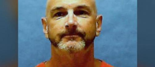 Condemned murderer Patrick Hannon. (Image from Fast News channel/YouTube)