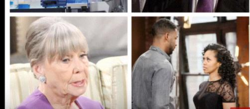Dina may have dementia.(Image via Y&R Media Promos YouTube screencap).
