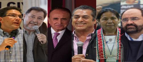 El circo de los candidatos independientes