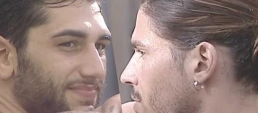 Grande Fratello Vip: Luca Onestini vs Jeremias Rodriguez