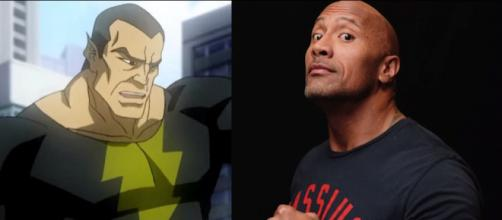 In addition to his own 'Black Adam' film, Dwayne Johnson could show up in 'Suicide Squad 2' Image via Youtube/ScreenJunkiesNews