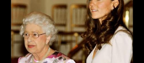 Kate Middleton's favorite thing about being a princess. Image credit:The ROYAL FAMILY News/YouTube screenshot