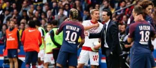 La situation devient délicate au PSG entre Neymar et Unai Emery - foot01.com