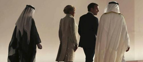 Macron en stratège va inaugurer le Louvre aux Emirats Arabes Unis.
