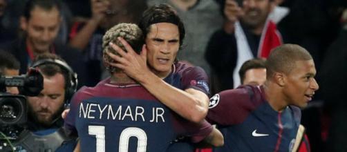 Mbappé, Neymar y Cavani no son la mejor delantera de Francia