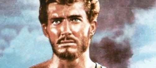 O ator Brad Harris, como Hércules