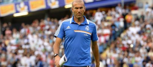 PSG veut le chouchou de Zinedine Zidane