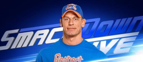 John Cena torna a lottare e lo farà a Survivor Series 2017