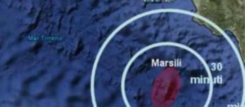 """Terremoti, pericolo Marsili: """"Così uno tsunami può colpire quattro ... - leggo.it"""