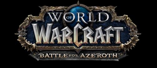 """World of Warcraft"" Blizzcon announcement logo [Image Credit: World of Warcraft Press kit/ Youtube screencap]"