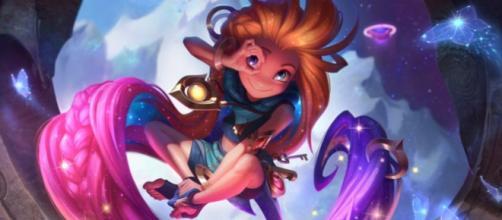 Zoe, nueva campeona de League of Legends