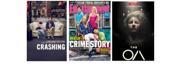 Affiche Crashing American Crime Story S2 et the OA