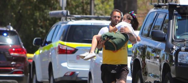 As imagens estão chocando a Austrália