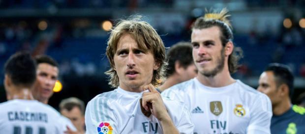 Bale und Modric - möglicherweise schaffen es Beide nicht zur WM (Quelle: thesun.co.uk)