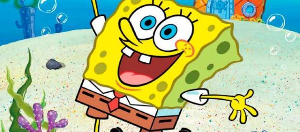 Bob Esponja, serie de animación famosa de Clan y Nickelodeon