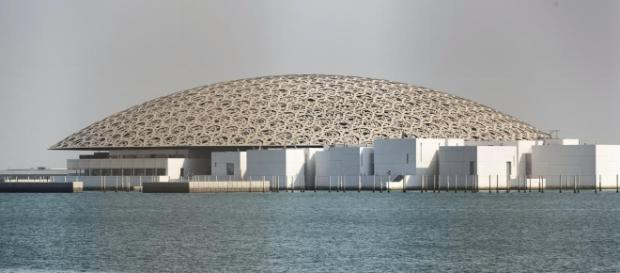 Il Louvre di Abu Dhabi - via Google Images