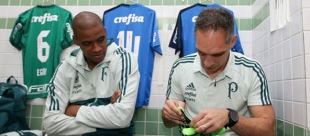 Jaílson e Fernando Prass são os goleiros