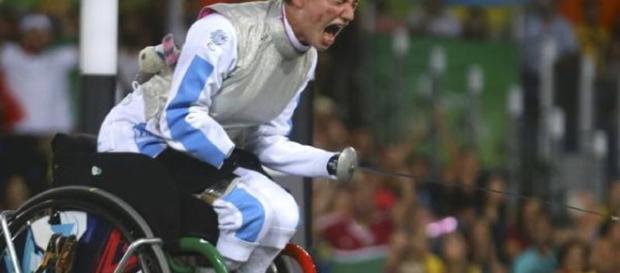 Paralimpiadi, Vio scatenata conquista il 5° oro - La Gazzetta ... - gazzetta.it