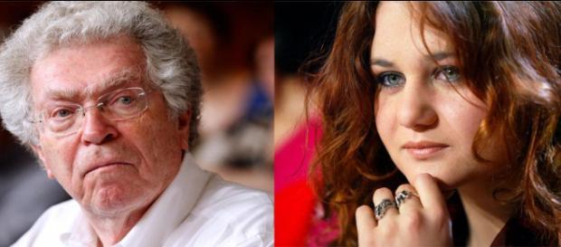 Pierre Joxe, accusé de harcèlement sexuel par Ariane Fornia. Source : francetvinfo.fr