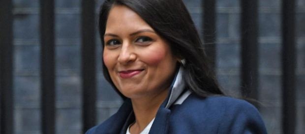 Priti Patel resigns as International Development Secretary.