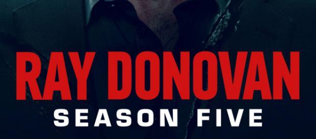 Ray Donovan affiche de la cinquième saison.