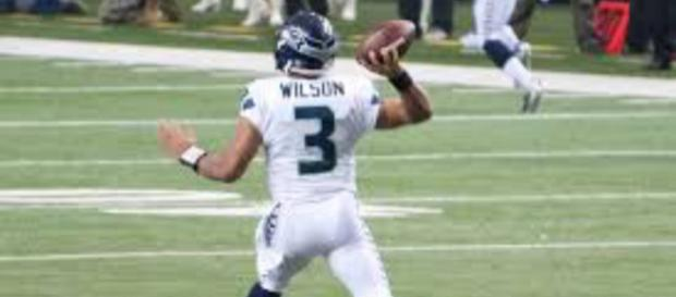 Russell Wilson hopes to lead the Seahawks to their sixth win of the season. Image Source: Flickr | Seatacular