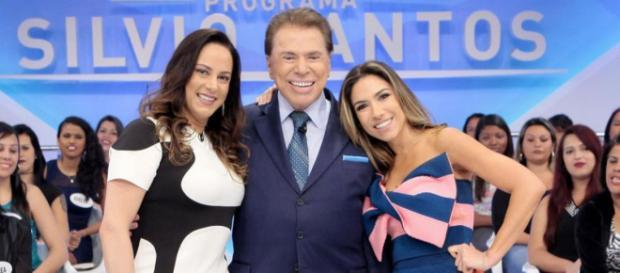 Silvio Santos recebe críticas de sua filha, Silvia