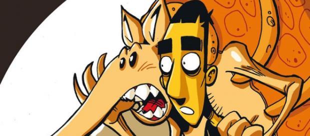 Zerocalcare, il fumetto diventa un film | Rolling Stone Italia - rollingstone.it