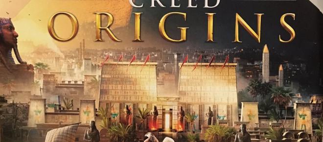 Crítica ao Assassin's Creed Origins