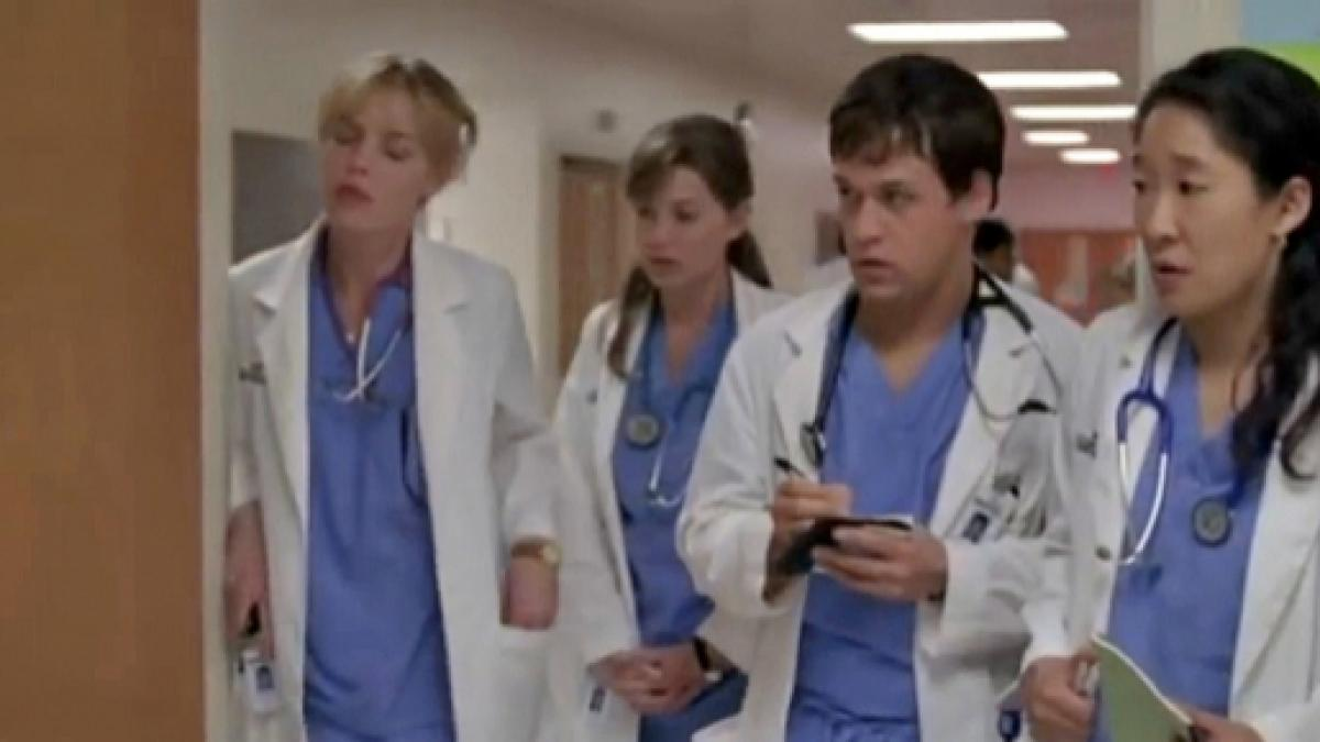 Video: 300th episode of \'Grey\'s Anatomy\' saw ghosts and Easter eggs