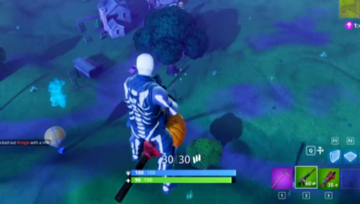 fortnite bush and season shop goes live fan points out game s biggest flaw - fortnite 18 3