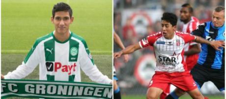Omar Govea y Uriel Antena (vía: campodeportivo.mx)