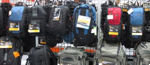 A range of backpacks (Image credit – MiNe/Wikimedia Commons)