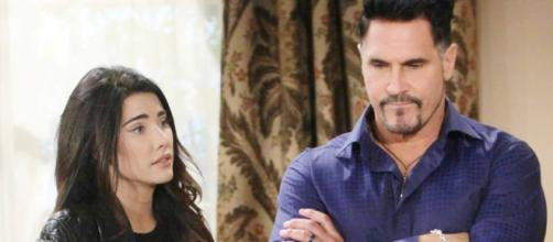Anticipazioni Beautiful: Steffy e Bill