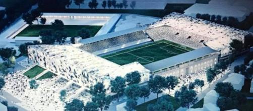 """Atalanta, ecco come sarà il nuovo stadio: """"Un piccolo gioiello ... - eurosport.com"""