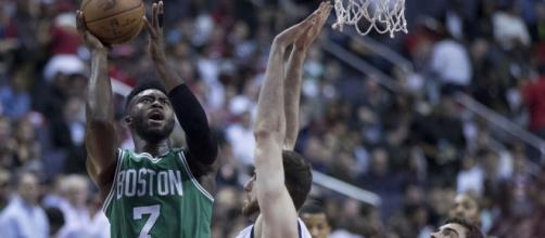 Boston Celtics are flying high in 2017-18 NBA season. [image via: flickr.com]
