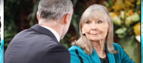 Dina is now a cleptomaniac. (Image via CBS_ (The Young and the Restless youtube screencap).