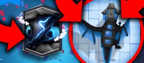 Dragone Oscuro Clash Royale - possibile arrivo