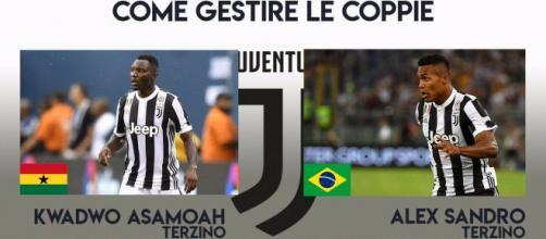 Fantacalcio Serie A 2017/2018: ecco come gestire la coppia A.Sandro - Asamoah