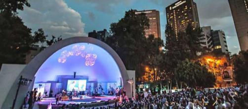 Festival de Jazz de Polanco (Tomada de internet)