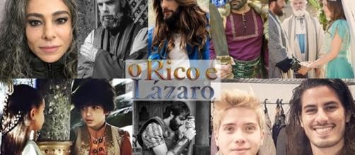 Final da novela 'O Rico e Lázaro': personagens que terão destinos diferentes