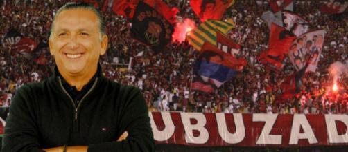 Galvão Bueno já admitiu ser flamenguista