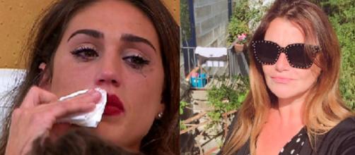 Gf Vip, Veronica Cozzani difende la figlia Cecilia Rodriguez sui ... - today.it