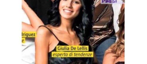 Giulia De Lellis punita dal GF Vip