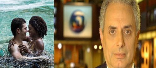 Globo vive momento de racismo na TV