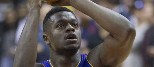 Julius Randle scored 16 points and grabbed 12 boards against Celtics (Image Credit: Keith Allison/WikiCommons)