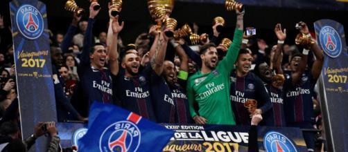 Le PSG s'offre la Coupe de la Ligue et retrouve un peu le sourire ... - leparisien.fr