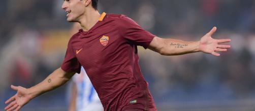 Perotti, autore del gol vittoria contro il Quarabag