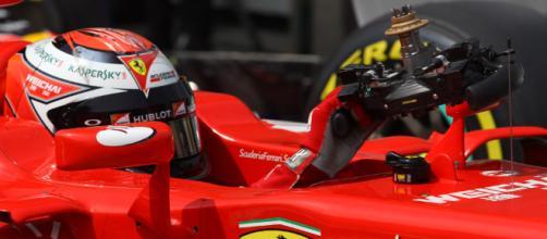 Raikkonen vuole tornare a vincere con la Ferrari - motorionline.com